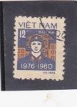 Sellos de Asia - Vietnam -  oficio