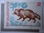 Stamps : Europe : Bulgaria :  Fauna.
