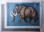 Stamps : Europe : Bulgaria :  Mamyt-Mamut.