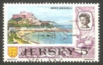 Stamps Jersey -  36 - Monte Orgueil