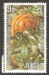Sellos de Europa - Isla de Jersey -  308 - Protección a la vida salvaje
