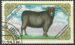 Sellos del Mundo : Asia : Mongolia : Goats