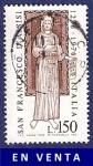 Sellos del Mundo : Europa : Italia : ITALIA San Francesco d'Assisi 150