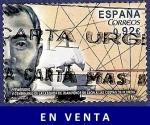 Sellos del Mundo : Europa : España :  RESERVADO Edifil 4848 V Cent. Juan Ponce de León a Florida 0,92