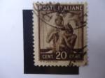Stamps Italy -  Unidad Familiar.