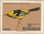 Sellos de America - Nicaragua -  Nicaraguan Birds - Chichilote