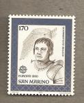 Stamps Europe - San Marino -  Europa 1980