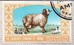 Sellos de Asia - Jordania -  Karakul (688)