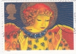 Sellos de Europa - Reino Unido -  angel