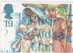 Stamps : Europe : United_Kingdom :  pastores