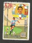 Sellos de Africa - Guinea Ecuatorial -  39 - Ghiggia de Uruguay