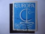 Sellos de Europa - Italia -  Europa C.E.P.T.