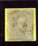 Stamps Europe - Spain -  Amadeo I