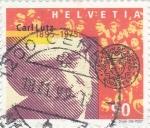 Sellos de Europa - Suiza -  Carl Lutz