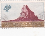 Stamps United States -  Nuevo Mexico