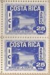Sellos de America - Costa Rica -  Represa La Garita (713)