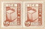 Sellos de America - Costa Rica -  Central Telefónica (712)