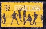 Sellos de America - México -  olimpiada México-68