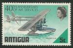 Sellos de America - Antigua y Barbuda -  Sikorsky S-38 (221)