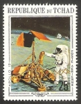 Stamps Chad -  Apolo 12
