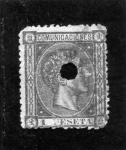 Stamps Europe - Spain -  Alfonso XII