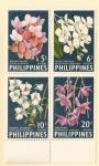Sellos del Mundo : Asia : Filipinas : Orquídeas (698-701)