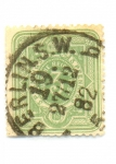 Stamps Europe - Germany -  IMPERIO ALEMAN
