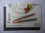 Stamps Spain -  Ed:4370 -Fundación Museu Valencia del Joguet D´Ibi