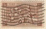 Stamps United States -  200 aniversario de Fuerte Ticonderoga (877)