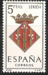 Stamps : Europe : Spain :  España