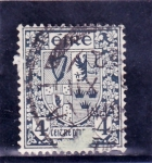 Stamps : Europe : Ireland :  escudo