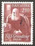 Sellos de Europa - Dinamarca -  793 - Bicentenario del nacimiento de N.F.S. Grundtvig