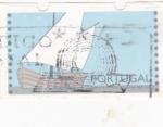 Stamps Portugal -  caravela portuguesa