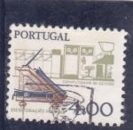 Stamps Portugal -  computadoras de gestion