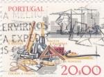Sellos del Mundo : Europa : Portugal : herramientas para la construcción