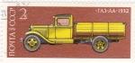 Sellos de Europa - Rusia -  camión