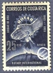 Sellos del Mundo : America : Costa_Rica : Cincuentenario del Rotary Internacional
