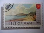 Sellos del Mundo : Europa : Isla_de_Man : Ramsey Bay.