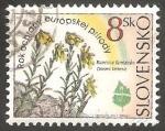 Stamps : Europe : Slovakia :  183 - Año europeo para la protección de la naturaleza