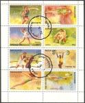 Stamps : Asia : Nagaland :  Deportes