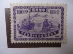 Stamps : Asia : Japan :  Japon 1896-1946