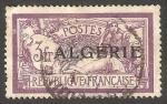 Stamps Algeria -  32 - Tipo Merson