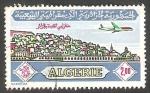 Stamps Algeria -  18 - Casbah de Argel