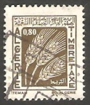 Stamps Algeria -  69 - Sello tasa