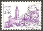 Stamps Algeria -  760 - Mezquita Sidi Boumediene de Tlemcen