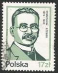 Sellos del Mundo : Europa : Polonia : Stanislaw Szober (1879-1938), lingüista