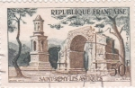 Sellos del Mundo : Europa : Francia : saint-Remy.Les Antiques