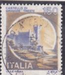 Stamps : Europe : Italy :  castello di Miramare-Trieste