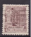 Stamps Europe - Spain -  Milenario de Castilla
