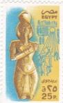 Stamps Egypt -  figura egipcia